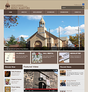 click to visit: Holy Martyrs Church